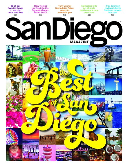 San Diego Cover - 8/1/2016