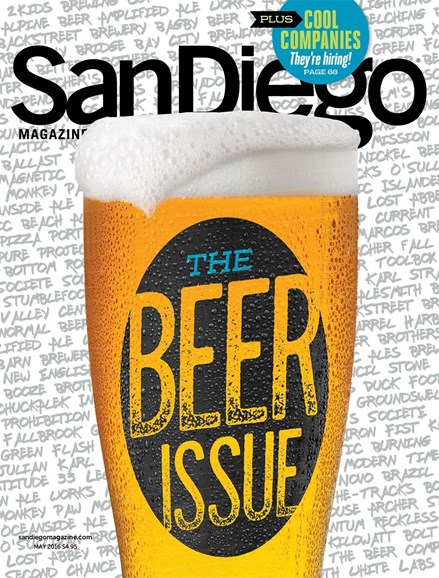 San Diego Cover - 5/1/2016