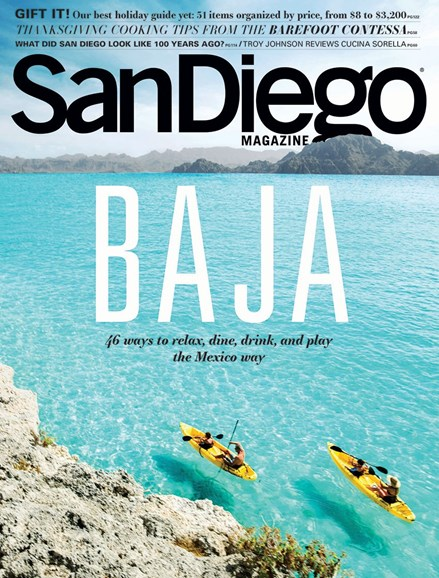 San Diego Cover - 11/1/2016
