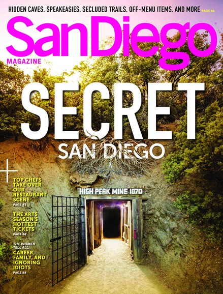 San Diego Cover - 9/1/2016
