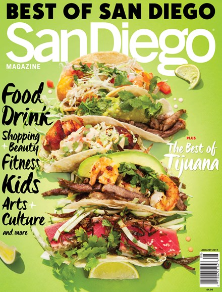 San Diego Cover - 8/1/2017