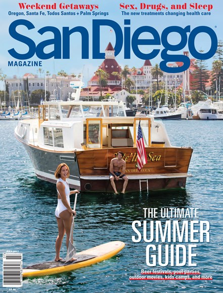 San Diego Cover - 7/1/2017