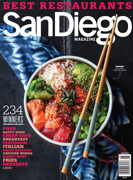 San Diego Cover - 6/1/2017