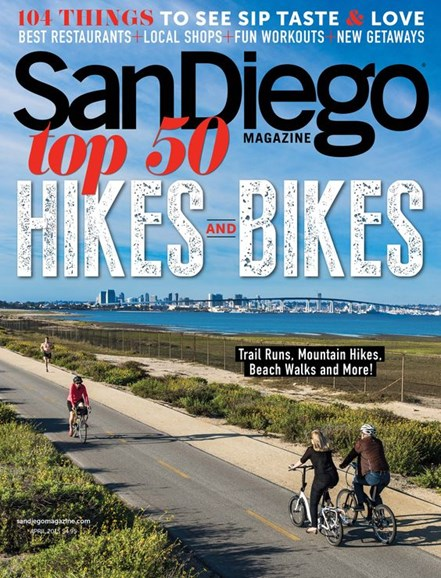 San Diego Cover - 4/1/2015