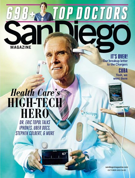 San Diego Cover - 10/1/2015