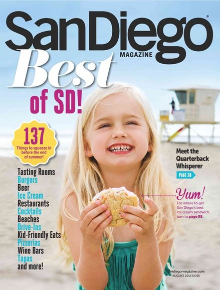 San Diego Cover - 8/1/2013