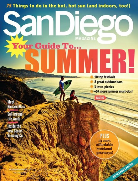 San Diego Cover - 7/1/2013