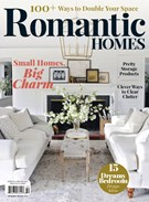 Romantic Homes Magazine 9/1/2017