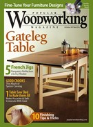Popular Woodworking Magazine 9/1/2017
