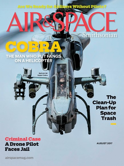 Air & Space Cover - 8/1/2017