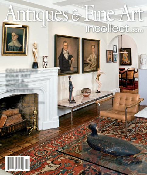 Antiques & Fine Art Cover - 9/1/2017