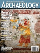 Archaeology Magazine 9/1/2017