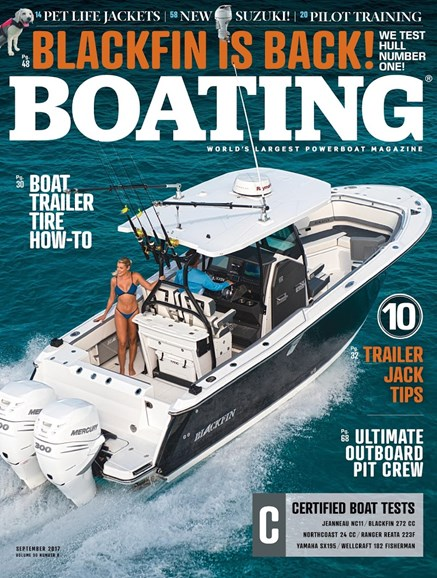 Boating Cover - 9/1/2017