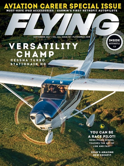 Flying Cover - 9/1/2017