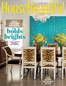 House Beautiful Magazine 9/1/2017
