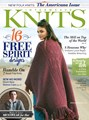 Interweave Knits Magazine | 9/2017 Cover