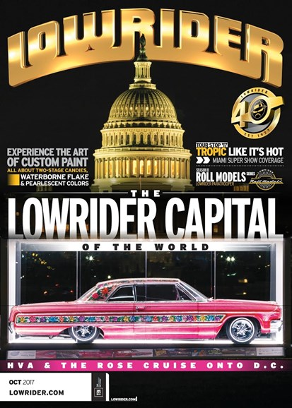 Lowrider Cover - 10/1/2017