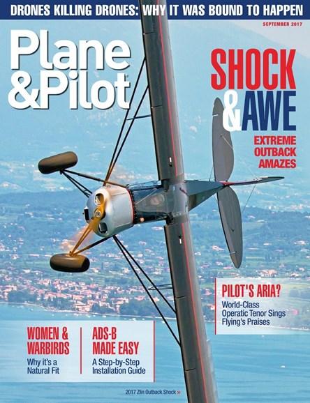 Plane & Pilot Cover - 9/1/2017