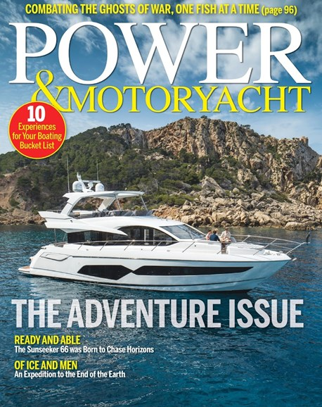 Power & Motoryacht Cover - 9/1/2017