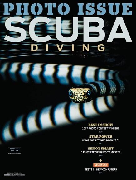 Scuba Diving Cover - 9/1/2017