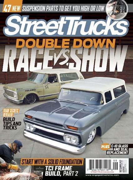 Street Trucks Cover - 9/1/2017