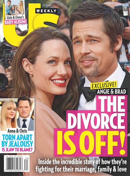 Us Weekly Cover - 8/21/2017
