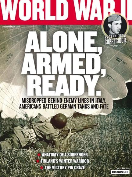 World War II Cover - 9/1/2017