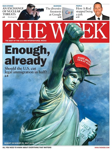 The Week Cover - 8/18/2017