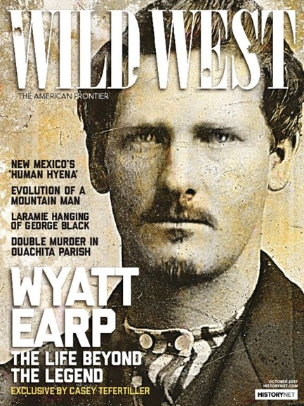 Wild West Cover - 10/1/2017