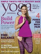 Yoga Journal Magazine 11/1/2016