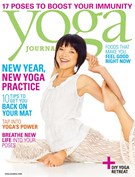 Yoga Journal Magazine 1/1/2014