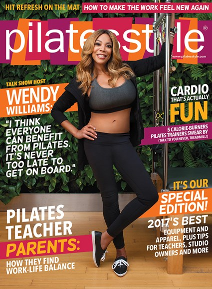 Pilates Style Cover - 1/1/2017