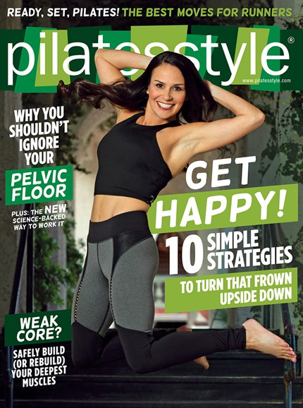 Pilates Style Cover - 3/1/2017