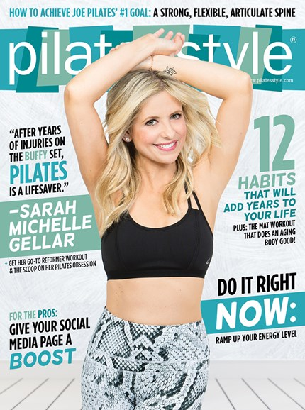 Pilates Style Cover - 5/1/2017