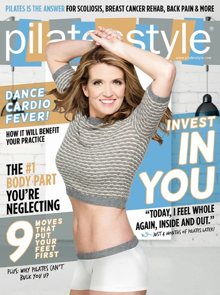 Pilates Style Cover - 9/1/2016