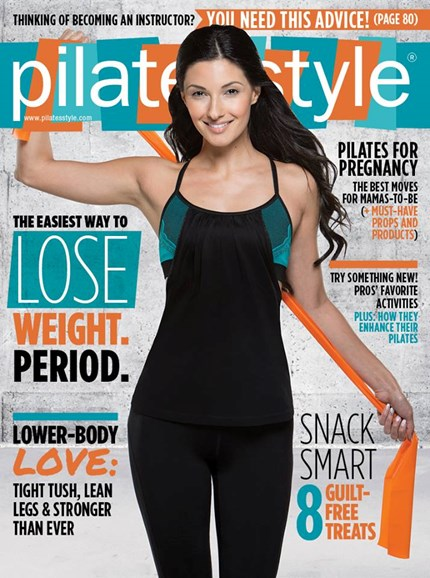 Pilates Style Cover - 3/1/2015