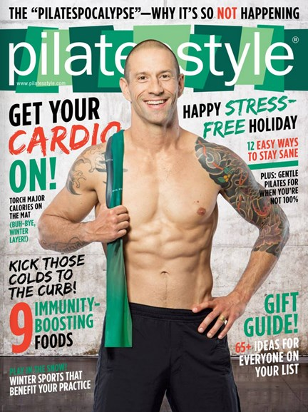 Pilates Style Cover - 11/1/2015
