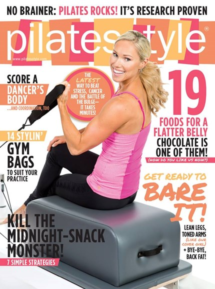 Pilates Style Cover - 3/1/2014