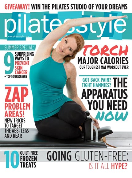 Pilates Style Cover - 5/1/2014