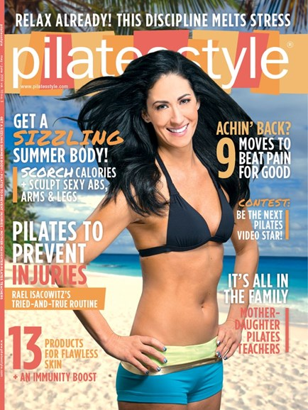Pilates Style Cover - 5/1/2013