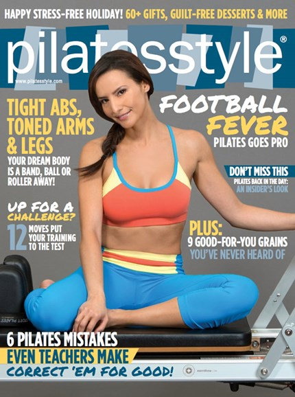 Pilates Style Cover - 11/1/2013