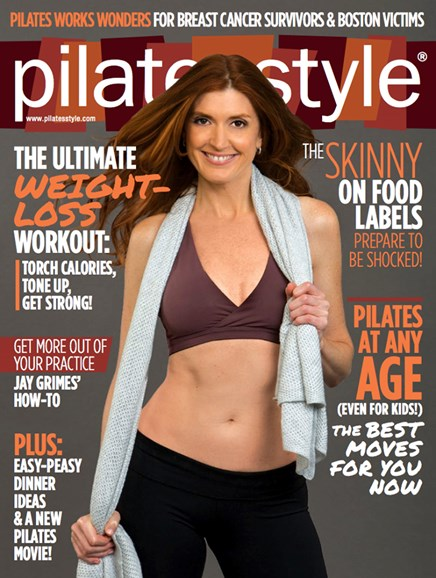 Pilates Style Cover - 9/1/2013
