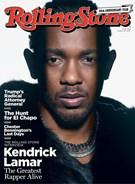 Rolling Stone Magazine 8/24/2017