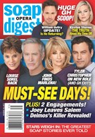 Soap Opera Digest Magazine 8/28/2017