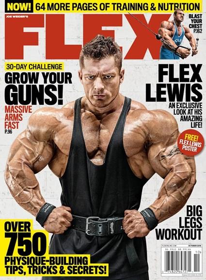Flex Cover - 10/1/2016