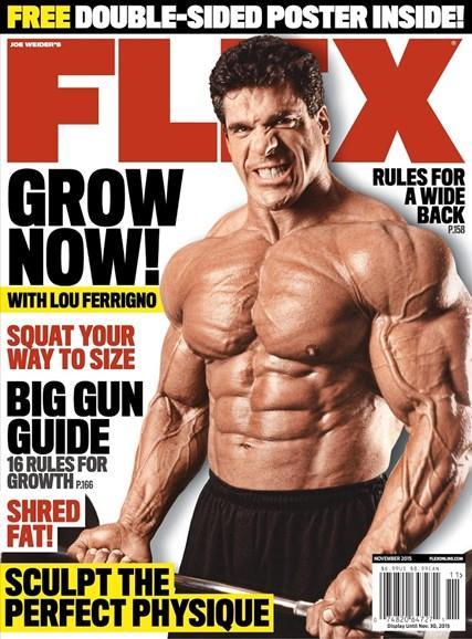 Flex Cover - 11/1/2015