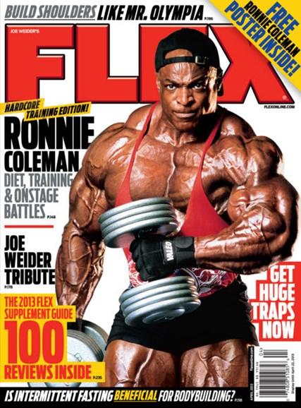 Flex Cover - 4/1/2013