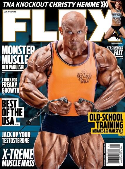 Flex Cover - 11/1/2013