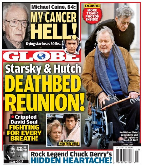 Globe Cover - 4/10/2017