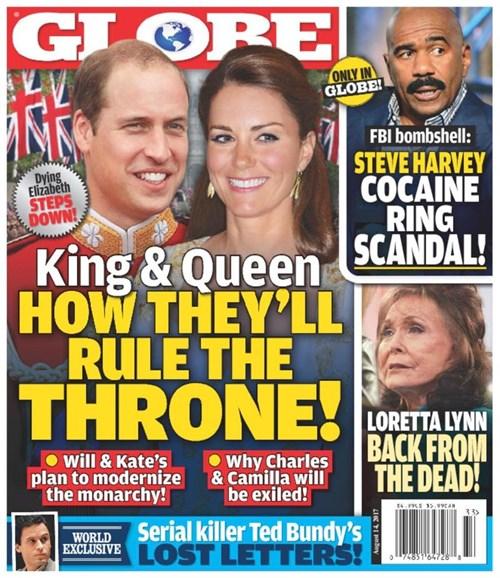 Globe Cover - 8/14/2017